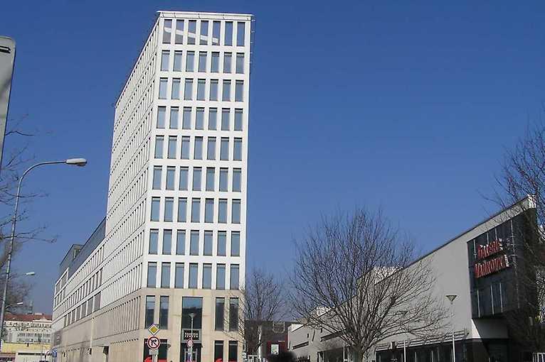 Den architektury: Administrativní centrum Trinity