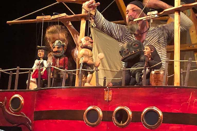 Pirátská pohádka