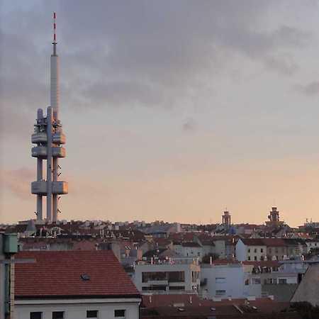 Žižkaperk – od tunelu k televizní věži