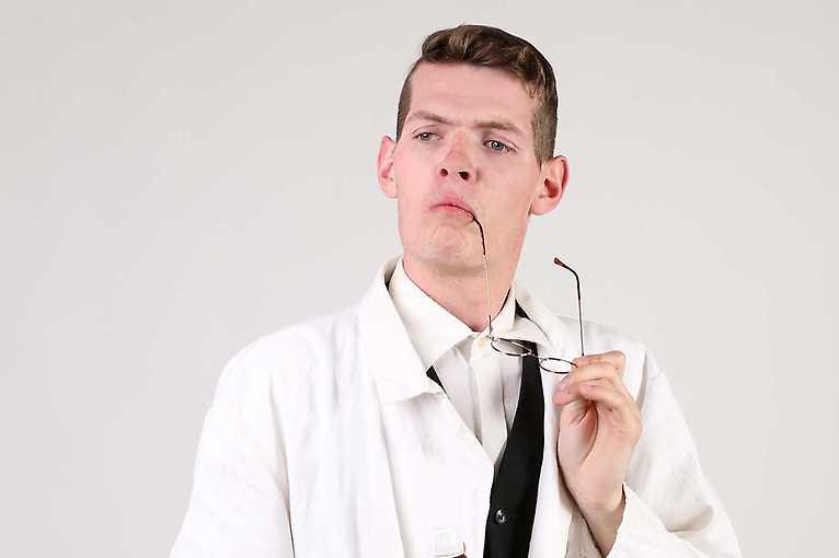 Doktorská pohádka