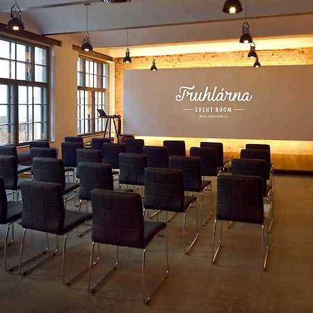 Truhlárna – Event Room