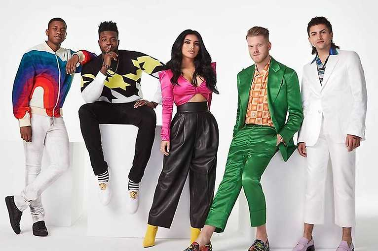 Pentatonix + Us The Duo