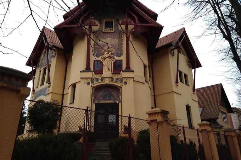 Bubenečské vily (1. část)