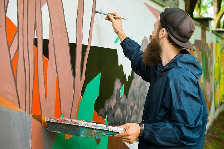 Street Art Against Visual Smog