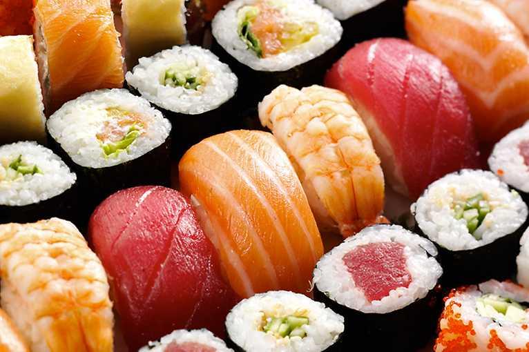 Sushi večer vol. 6