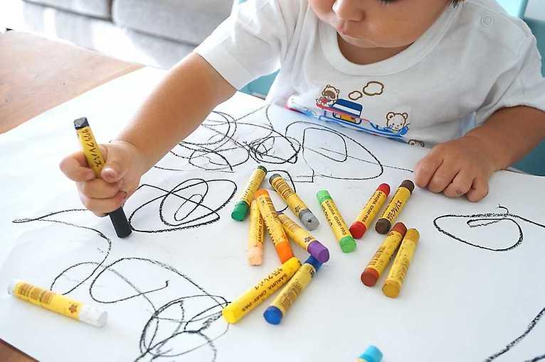 Výtvarka předškoláček