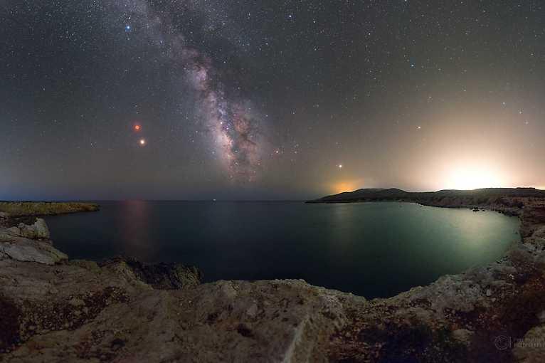 Petr Horálek: Úvod do krajinářské astrofotografie