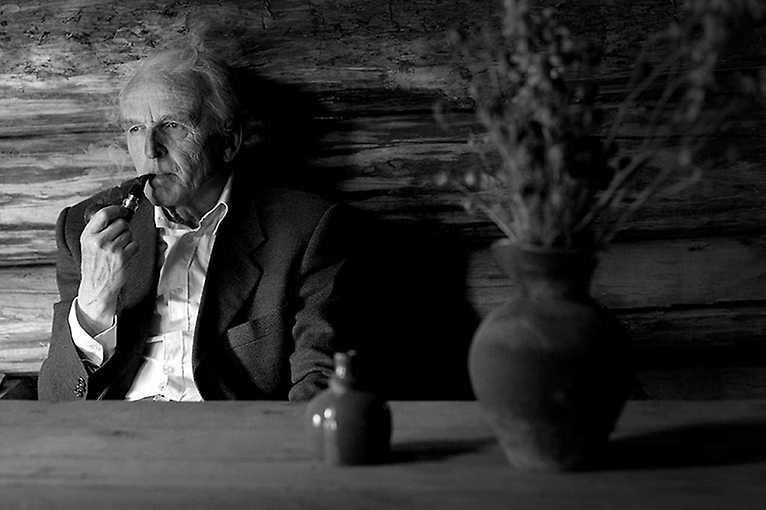 Angelo Purgert: Portrétní a inscenovaná fotografie