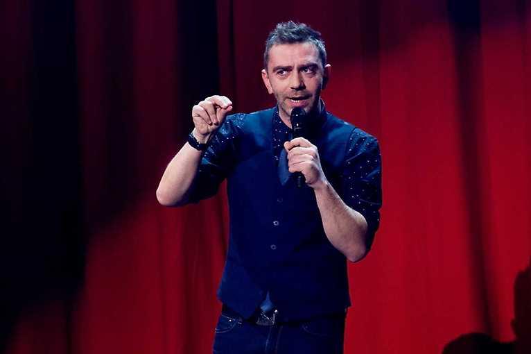 NaMikrofon – Stand-up jako Brno: Michael Szatmary
