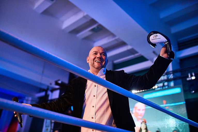 IX Gala Biznes Boxing Polska