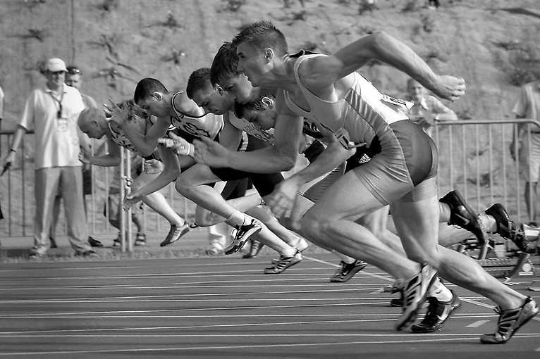 Sportovní fotografie teoreticky