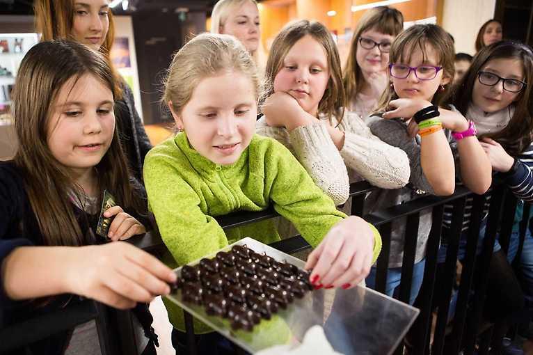 Muzeum čokolády Chocotopia