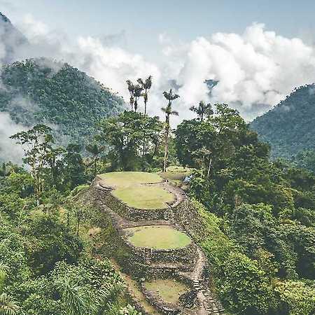 Mart Eslem, David Surý: Pěšky džunglí do Ztraceného města
