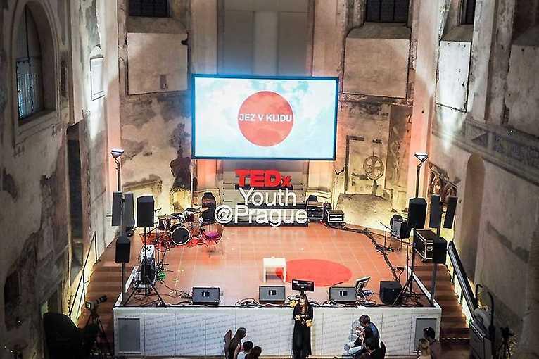 TEDxYouth@Prague 2019: Pro sebe / Pro nás