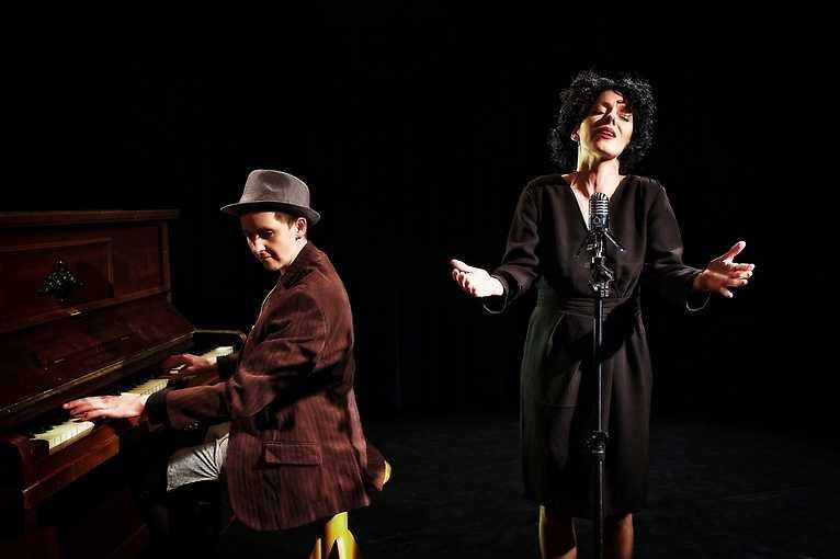 Edith Piaf: Dnes nechci spát sama
