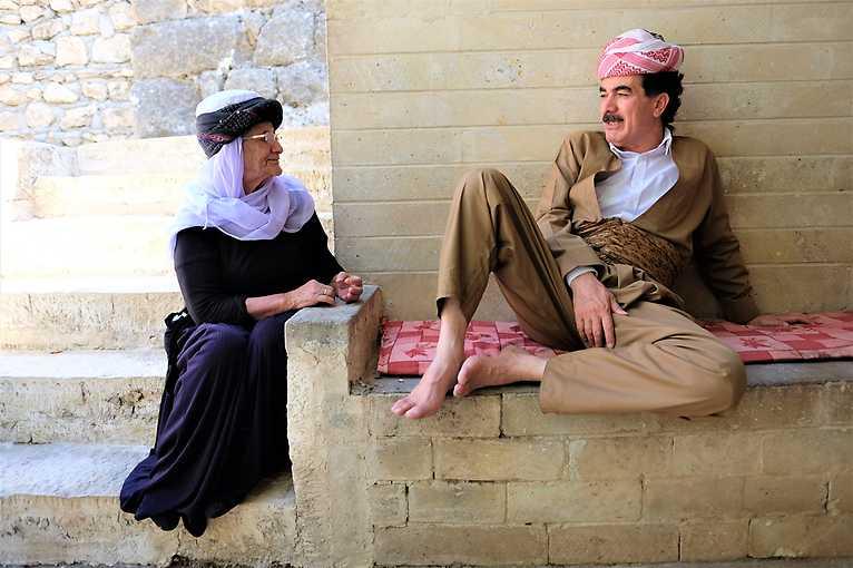 Lenka Hrabalová: Přes tři Kurdistány