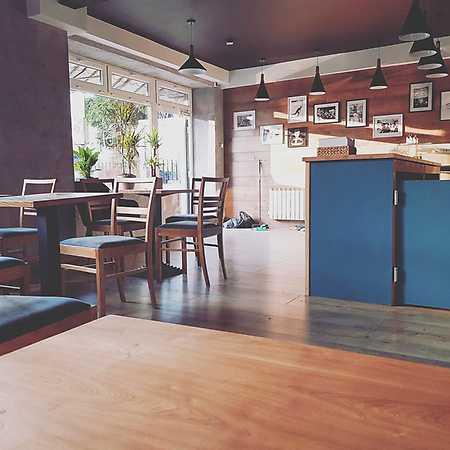 Łoskot Cafe
