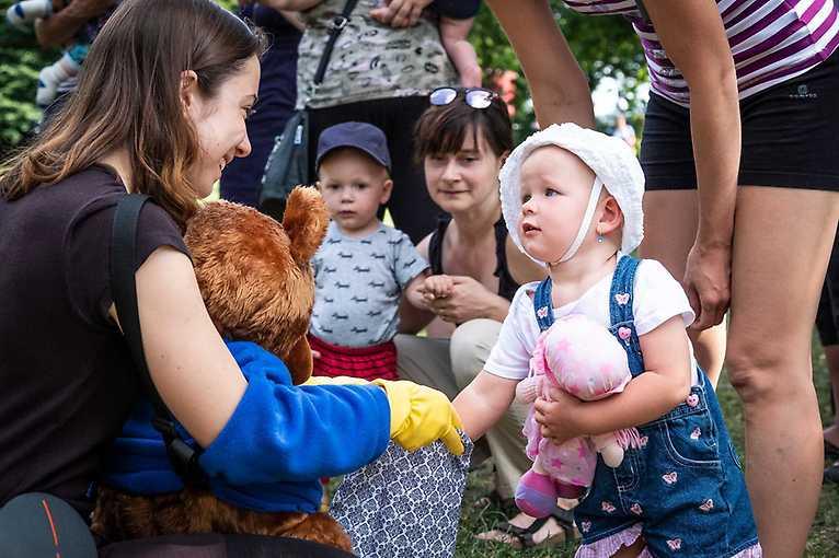Angličtina pro batolata s BabySigns – 1. polovina kurzu