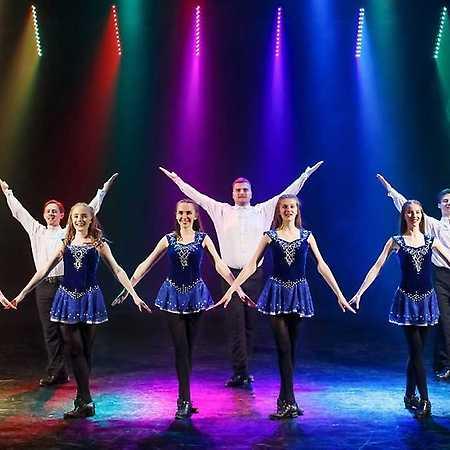 Irská taneční show: Rytmus v srdci