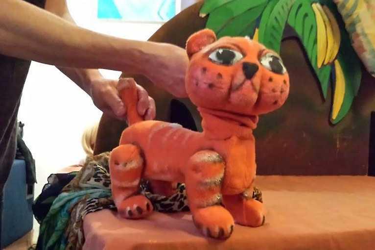 O statečném tygříkovi