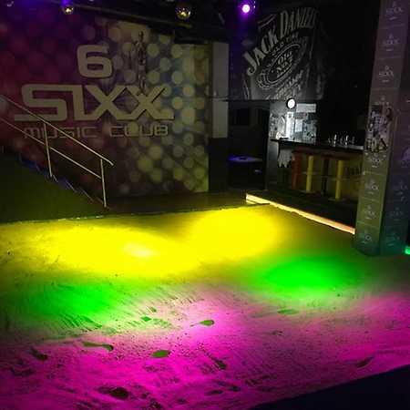 Sixx Musicclub