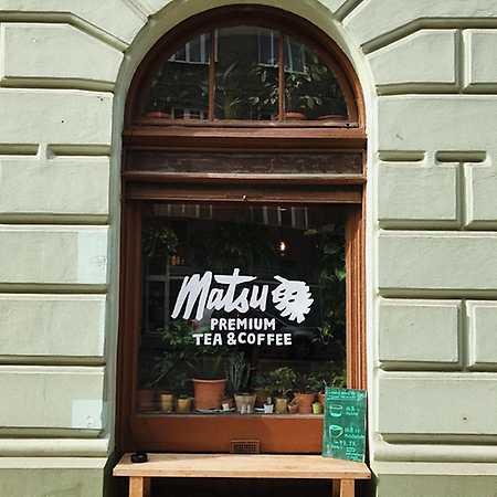 Matsu premium tea & coffee