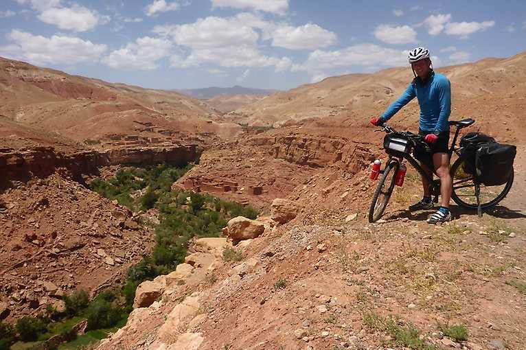 Radovan Čížek: Maroko na kole