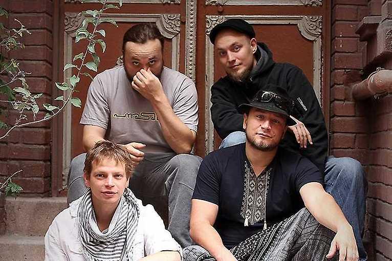 Visegrad Masala: Masala Soundsystem + DJ 3CK + more