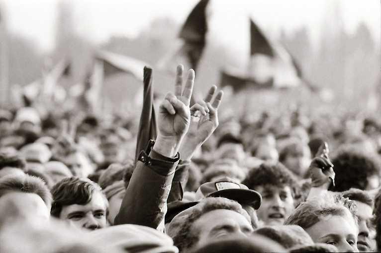 Sametová revoluce očima dětí politických vězňů 50. let