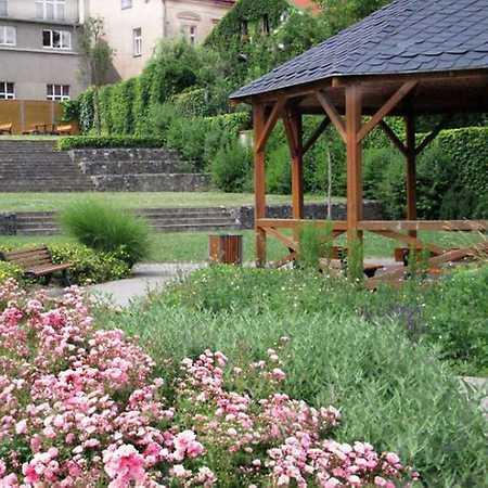 Městská zahrada Zbraslav