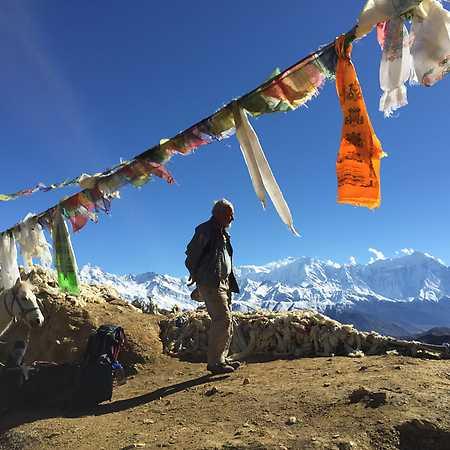 Jakub Horák: How to Achieve Enlightenment on a Trek Across Nepal