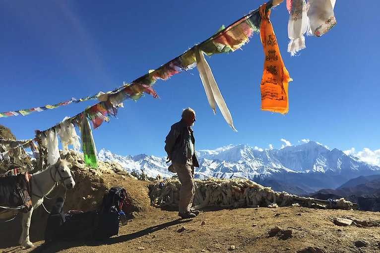 Jakub Horák: How to Achieve Enlightenment on a Trek Across Nepal