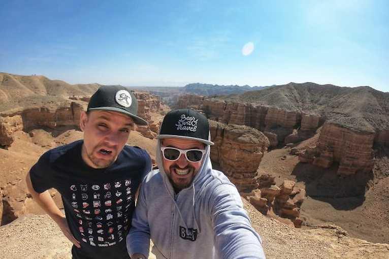 DJs Beer with Travel