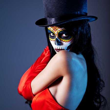 Dia de Los Muertos: Special Burlesque Show
