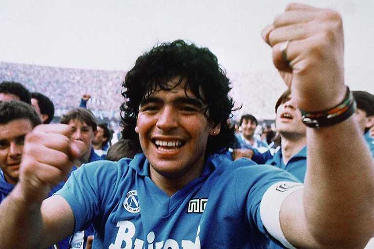 Kino Beseda Live: Diego Maradona