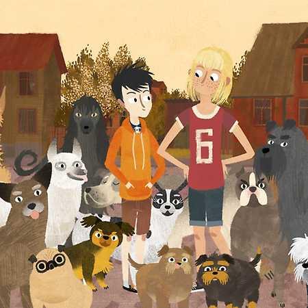 Jacob, Mimmi a mluvící psi