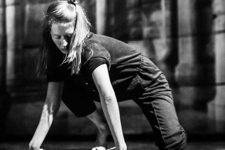 Bára Sigfúsdóttir: Přirozenost našeho těla – Myslet tancem!