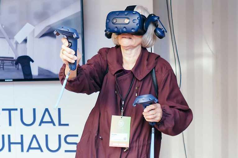 Virtuální Bauhaus