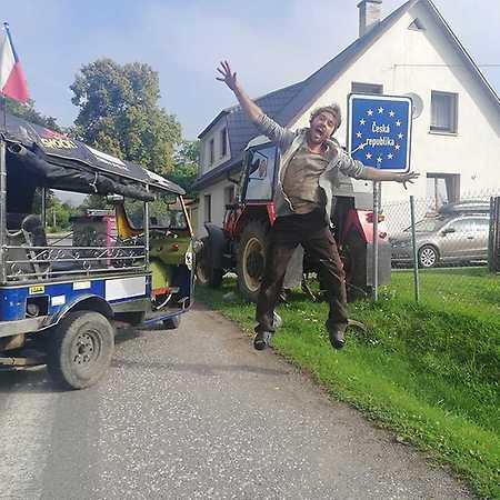 Tomáš Vejmola: Tuktukem z Thajska až na Moravu