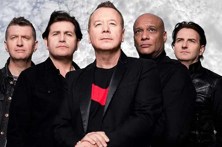Celebrating 40 Years Of Hits: Simple Minds