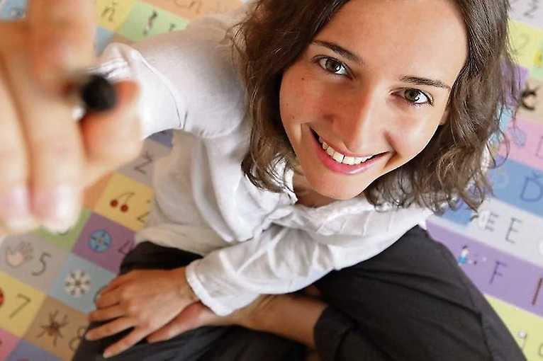 Radana Lencová: Povídání o písmu
