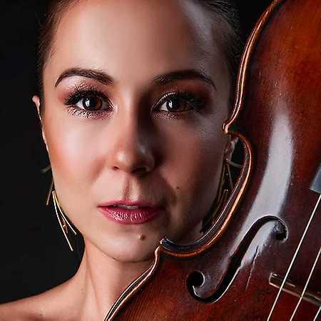 Sólové housle Barbora Kolářová