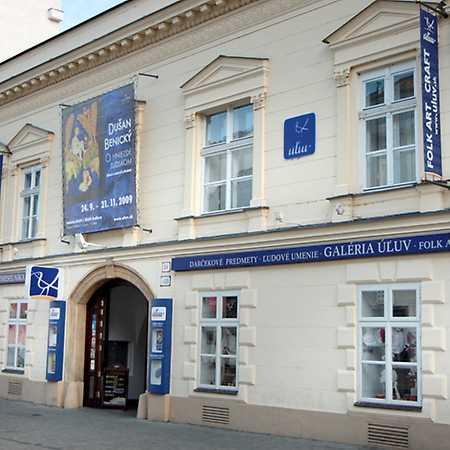 Galéria ÚĽUV