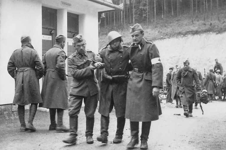 The Army in the Uprising – Slovak National Uprising 1944