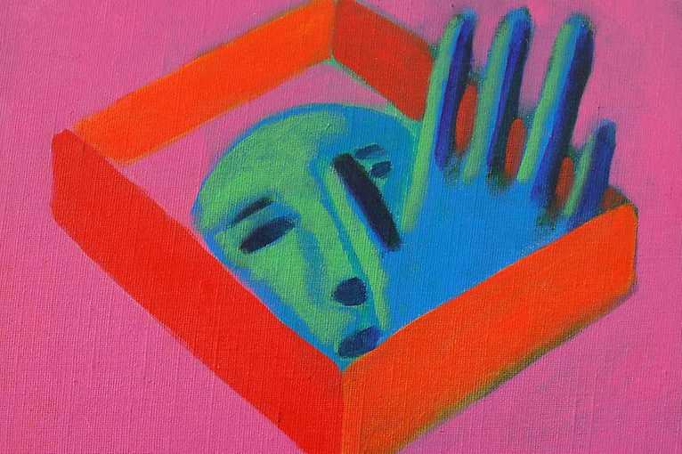 Vernisáž výstavy Retina: Možnosti malby (1989–2019)