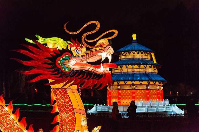 Chiński Festiwal Światła 2019