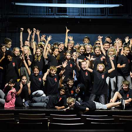 Prague Youth Theatre Seniors: The Four Branches of the Mabinogion