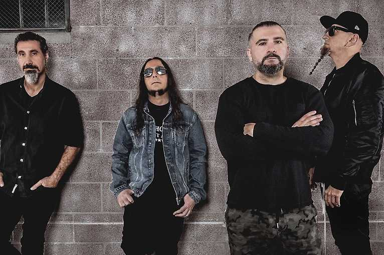 System of a Down + support: O.R.k.