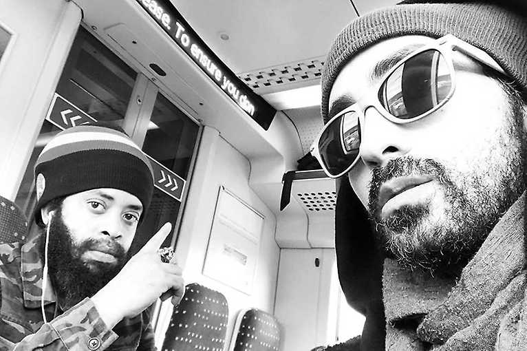 Dub Club Prague: King Alpha + Fikir Amlak