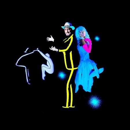 Magic Phantom – Best Of Black Light Theatre